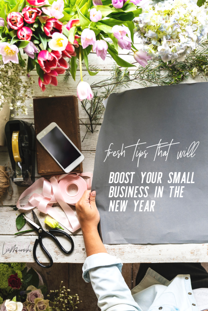 Easy ways to boost your small business in the New Year
