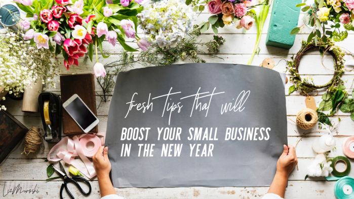Easy ways to boost your small business